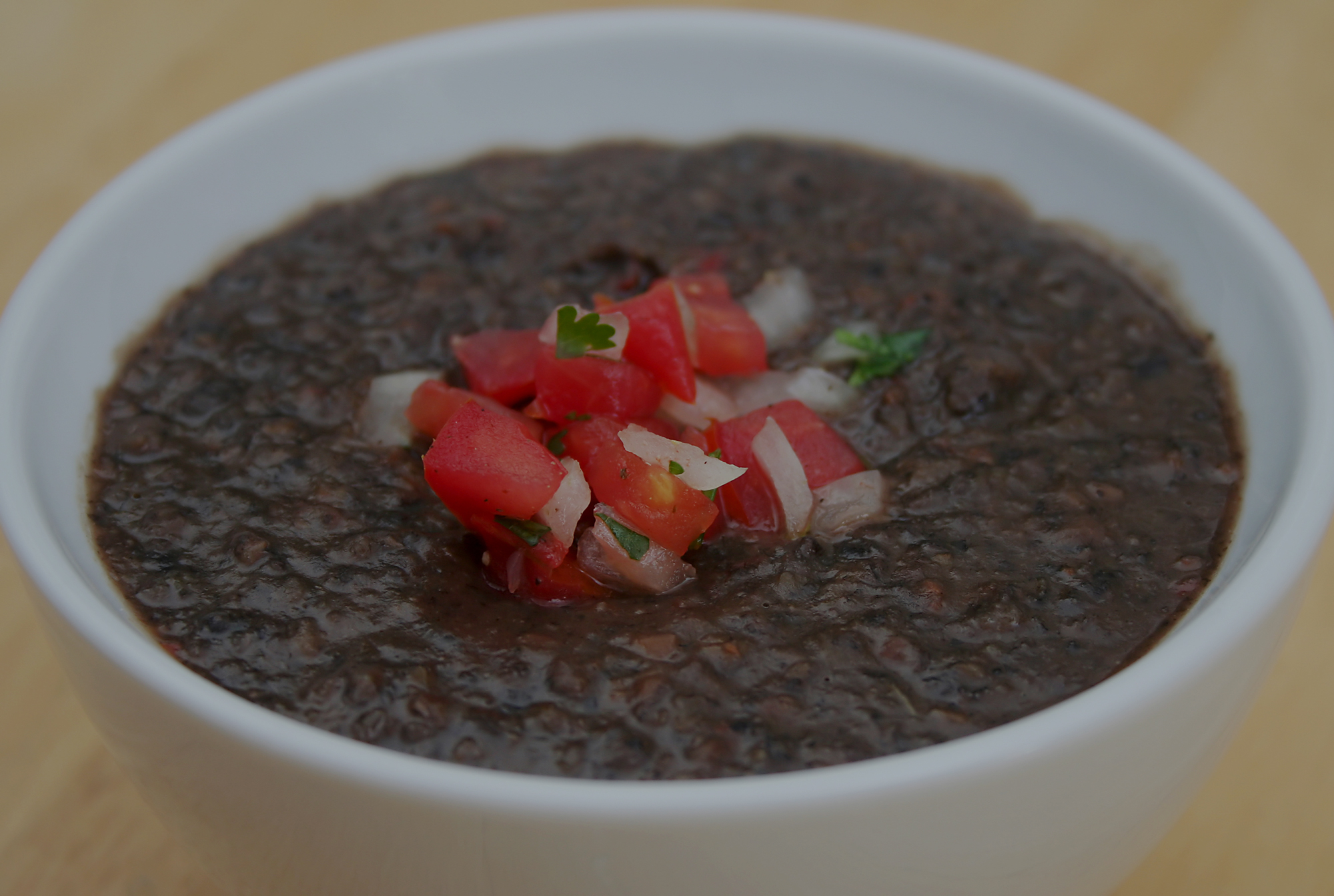 Zesty Black Bean